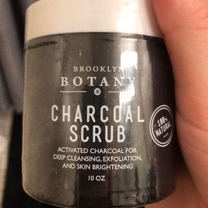 brooklyn botany Other - New 10oz Brooklyn Botany Charcoal Scrub